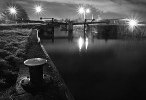 Canal Lock by BusterBrownBB