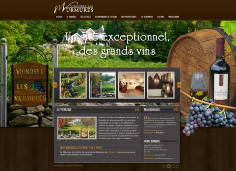 Wine Site by netpal