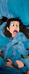 Little Witch Academia Bookmark by InkArtWriter