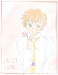 Oofuri: HAPPY WHITE DAY by piccu