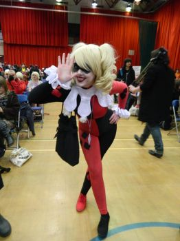 Harley Quinn by Valkyrie-Ghost