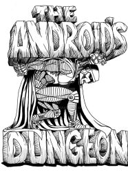 Android's dungeon logo desighn 2 by JEB73