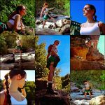 SOUTH PACIFIC [2014] pack of 8 photos by TanyaCroft