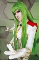 [Code Geass R 2 C.C. cosplay ] Go with me? by TheWisperia