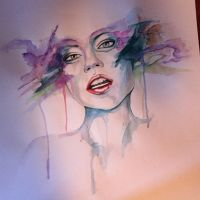 Inspired by Agnes Cecile by YasminAmelia
