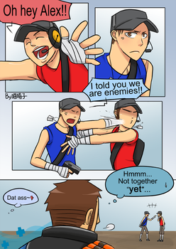 TF2_fancomic_My first war 84 by aulauly7