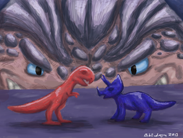 Inevitable Betrayal by bibliodragon