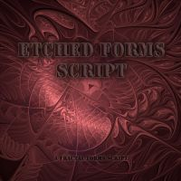 Etched Forms Script by CabinTom