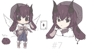Yanny Adoptable #7 [AUCTION] Closed by Seraphy-chan