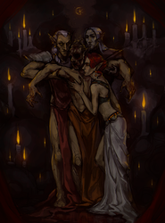 The Murder of Nerevar by Selann