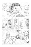 Invincible 62 page 18 by RyanOttley
