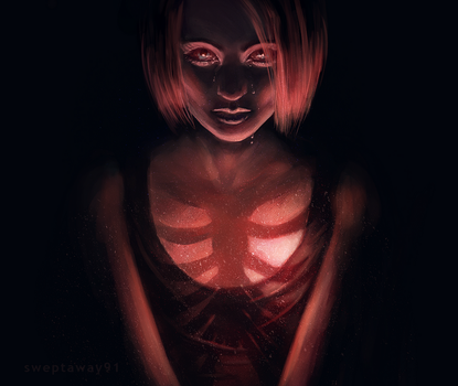 You must have dark to show the light! by sweptaway91