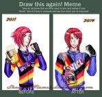 Before and After. by Shadoru-Flames