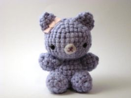 Purple Bear for Sompy-Stuff by MoonYen
