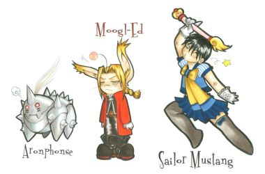 FMA - The horror by bobkitty