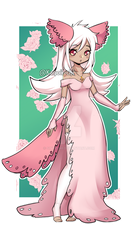 Pink Rose lace adopt [closed] by kanoii-chi