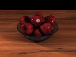 Red delicious by herbalcell