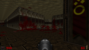 Ingame Test - Doom II (MAP12) by Hoover1979