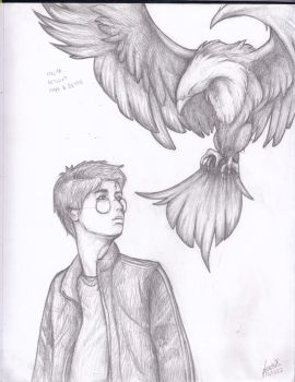 Dumbledores Man, Through and Through by foreverfreefalling