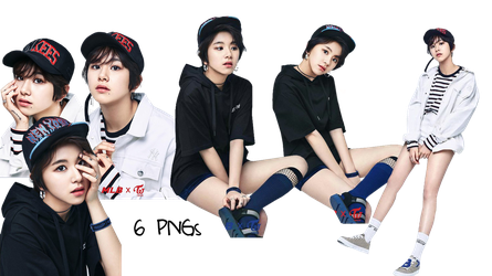 TWICE PNG Pack Chaeyoung {MLB 2017} by soshistars