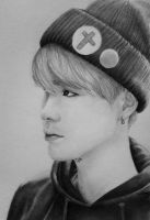 BTS - Min Yoongi by forevercoolie