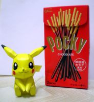 pikachu papercraft by drawwithme15