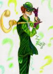 Riddle me who has birthday today by ZalyHeartlessTigress