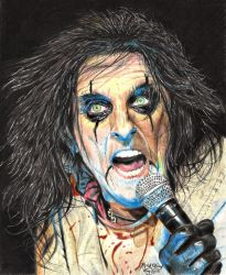 Alice Cooper by marmicminipark