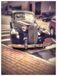 Cadillac La Salle 1930s by KWilliamsPhoto