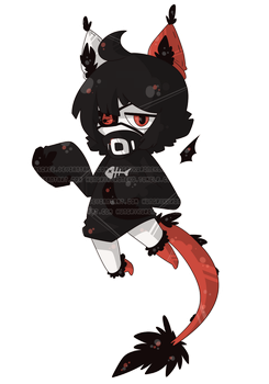 Monster Adoptable Auction [CLOSED] by Nyascree