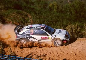 2009, Peter Solberg, Citroen, Portugal, Malhao by F1PAM