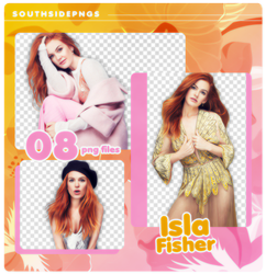 Png Pack 3701 - Isla Fisher by southsidepngs