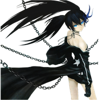 02-Black Rock Shooter by OzKagamine