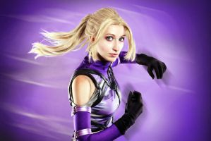 Nina Williams I by Nebulaluben