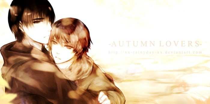 Autumn Lovers by xx-RAINYDAY-xx