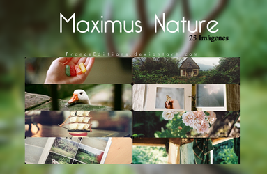 Maximus Nature | Imagenes by FranceEditions