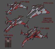 Fighter Concepts by goeliath