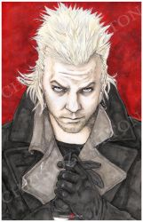 Kiefer Sutherland David The Lost Boys by ChrisOzFulton