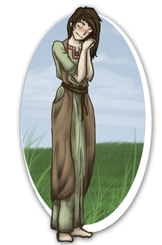 The farmers daughter by Schoes