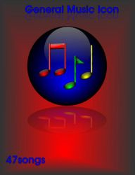 General Music Icon by 47songs