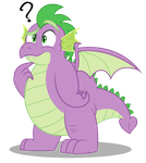 Grownup Spike - Say what now? by AleximusPrime