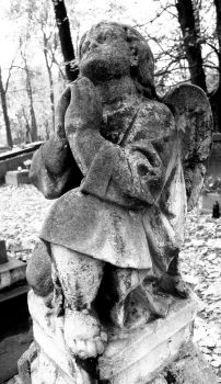 Memorial monuments - Little Angels III by Silvannia