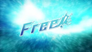 Free! Iwatobi Swim Club Logo Wallpaper by baon2k