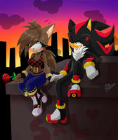 [CE]:: Shadow x Laila. by xX-Kitty-Star-Xx