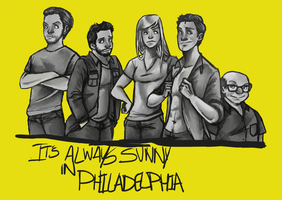 IASiP: The Gang by Bniedahobbit