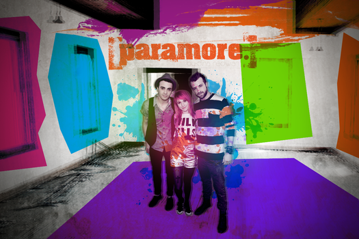 Daydreaming - Paramore by Miss-Machi