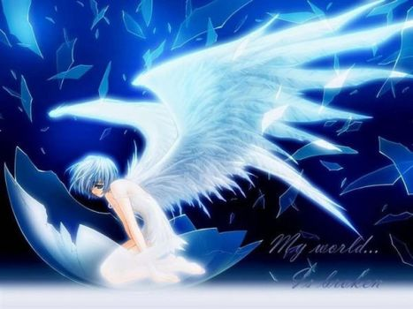 ~New~ Angel - Life end (Drawing) ^-^ by SweetCakes01