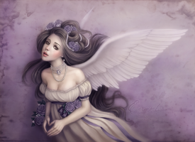 Angel's Breath by Enamorte