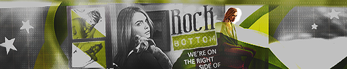Rock Bottom Banner by its-raining-art