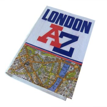This London A to Z Book is a Sherlock Jewelry Box by geekymcfangirl